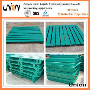 Metal Steel Pallet Pallet in Blue Color Steel Pallet storage Equipment pictures & photos
