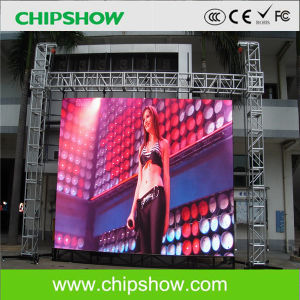 Chipshow Full Color P20 Rental Outdoor LED Screen pictures & photos