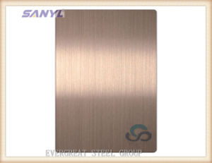 201 304 Stainless Steel Blue Sheet pictures & photos