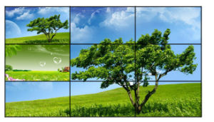 55′′samsung LCD Screen (5.5mm) pictures & photos