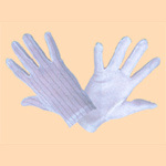 ESD Ce Certificate PU Coated Gloves pictures & photos