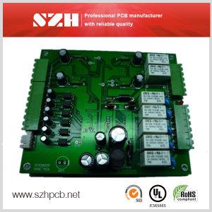 SMT DIP Access Control 2.4mm 1oz PCB PCBA pictures & photos