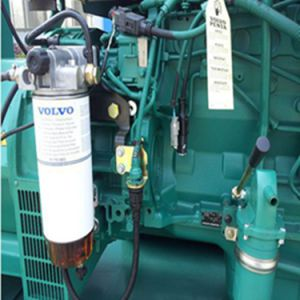 160kw 200kVA AC Three Phase Open Type Diesel Genset Powered by Volvo pictures & photos