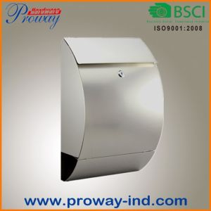 Outdoor Waterproof Stainless Steel Mailbox (KPW-642-SS) pictures & photos