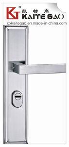 Good Quality SUS304 Hollow Satin Finish Door Lock (KTG-6810-015) pictures & photos