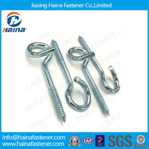 Good Quality Pig Tails Wood Screws, Stainless Steel pictures & photos