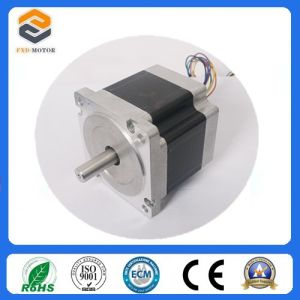 NEMA 23 Hybrid Stepper Motor for Cutting Machine pictures & photos