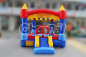 Residential Inflatable Bouncer Castle Jumping Bouncer for Kids Qb103 pictures & photos