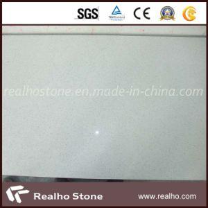 Popular Artificial White Quartz Stone for Countertop/Flooring pictures & photos