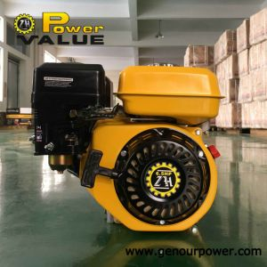 Power Value Taizhou Single Cylinder Gasoline Engine 4 Stroke Engine 200cc for Sale pictures & photos