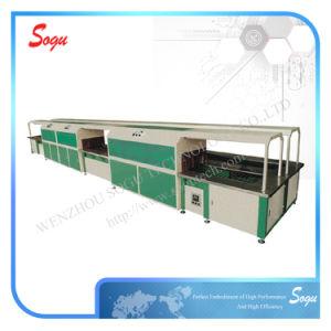 Xu0008 Auto Sample Room Shoe Production Line pictures & photos