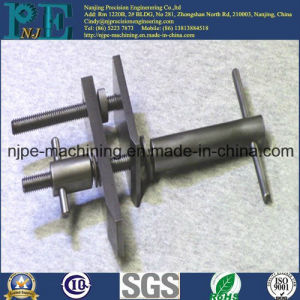 High Quality CNC Machining Metal Spare Parts pictures & photos