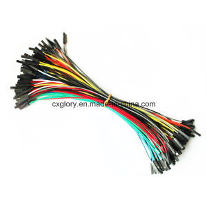 Wire 20cm Female to Female 2.54mm Pitch Ribbon Cable pictures & photos