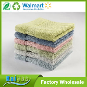 Cotton Hand Towel Sets for Home, Outdoor and Travel Use, 6-Pack 6 Color pictures & photos