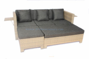 Rattan Outdoor Wicker Garden Sofa pictures & photos