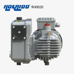 Hokaido High Efficiency Oil Rotary Vane Vacuum Oil Filled Pump (RH0020) pictures & photos