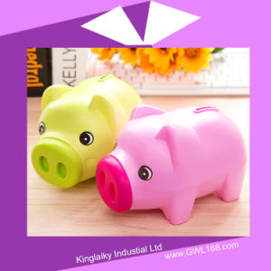 Promotional Christmas Gift Piggy Money Bank with Branding (KHA-003) pictures & photos