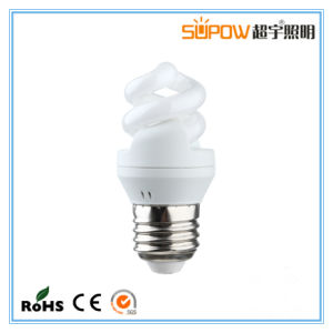 3W 5W 9W Full Spiral Energy Saving Lamp Light CFL pictures & photos