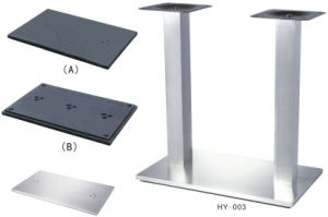 Commercial Stainless Steel Table Base (TB-136) pictures & photos