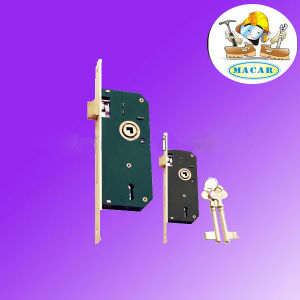 Stainless Steel Euro Profile Mortise Lock Body for Household Door pictures & photos
