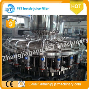 Automatic 3 In1 Orange Juice Bottling Production Machine/Equipment pictures & photos