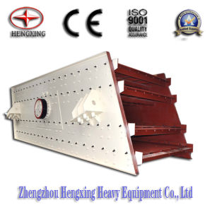 High Quality Vibrating Screen with Energy Saved pictures & photos