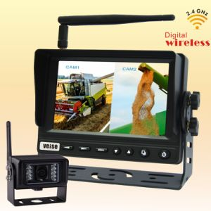 7 Inch Wireless Vehicle Reverse Vision Network Camera System pictures & photos