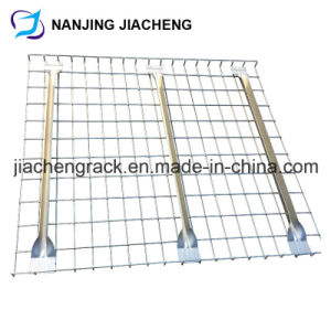 Inverted Flared Wire Mesh Panel with Waterfall pictures & photos