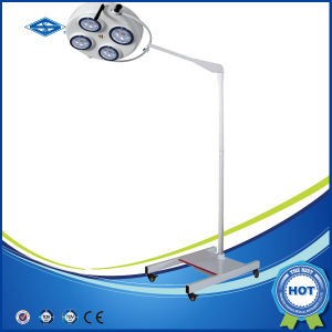 Mobile Standing LED Shadowless Operating Lamp pictures & photos