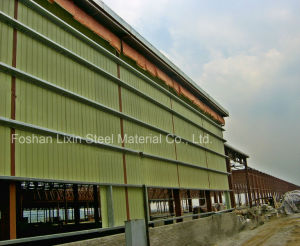 Steel Structure Workshop Including Wall and Roof Steel pictures & photos