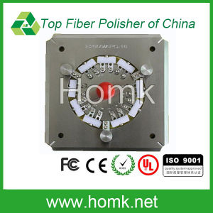 E2000 APC Fiber Optic Connector Polihsing Fixture pictures & photos