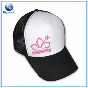 Wholesale Embroidery Cap, Baseball Hat with Low Price, 100% Cotton Flex Fit Hat Bqm-054 pictures & photos