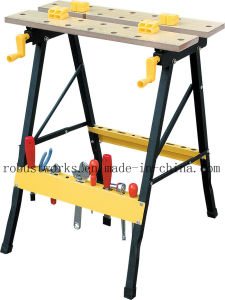 Square Tube 25X25mm Foldable Work Bench (WB025-1) pictures & photos