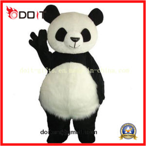 Chinese Mascot Factory Unisex Panda Mascot Costume pictures & photos