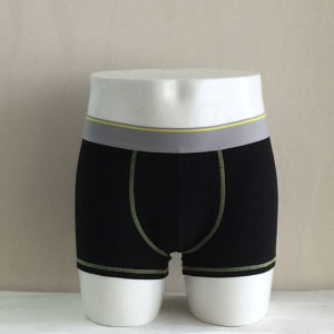 Solid Men Underpants pictures & photos