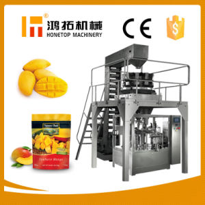 Full Automatic Dried Fruit Packaging Machine pictures & photos