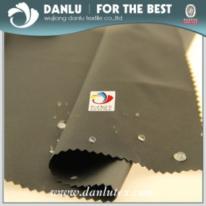Fashionable Waterproof Stretch Coat Fabric pictures & photos