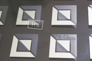 5mm Partition Decoration Printing Tempered Glass pictures & photos