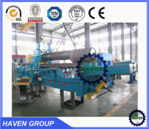 W11S-50X2500 Universal Top Roller Steel Plate Bending and Rolling Machine pictures & photos