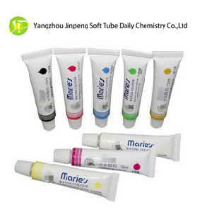 Aluminum Packaging Tube for Pigment pictures & photos