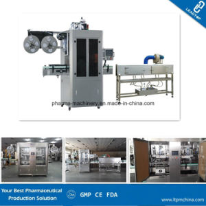 Beverage Shrink Sleeve Labeling Machine pictures & photos