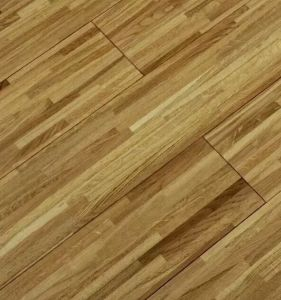 9 Strips Smooth Surface Oak Engineered Wood Flooring 15mm