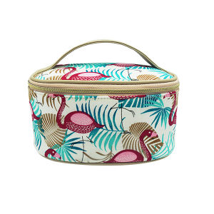 Novel Design Makeup Cosmetic Bag with Cotton for Women pictures & photos