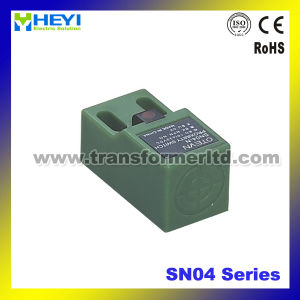 Different Shell (SN04 Series) Inductive Proximity Sensor with CE pictures & photos