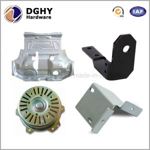 China Factory Made Motor Shell Sheet Metal Stamping Motor Parts