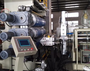 Factory Sell EVA Machine/EVA Sheet Making Machine pictures & photos