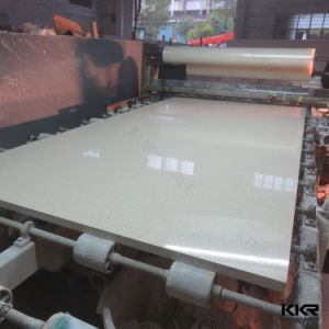 Building Material Mirror Quartz Stone Slab pictures & photos