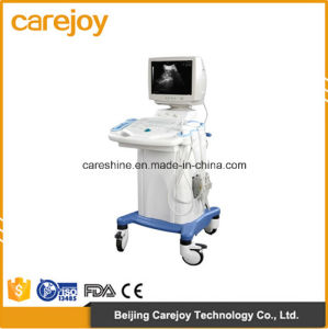 Factory Price 14 Inch Full Digital 128-Element Trolley Ultrasound Scanner (RUS-9000C) -Fanny pictures & photos