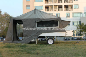 Economic Hard Floor Camper Trailer Gc-M01