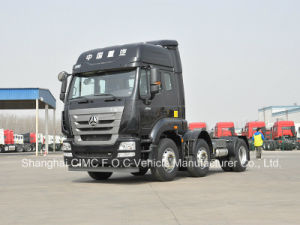 Sinotruk Hohan 6X2 Tractor Head Truck pictures & photos